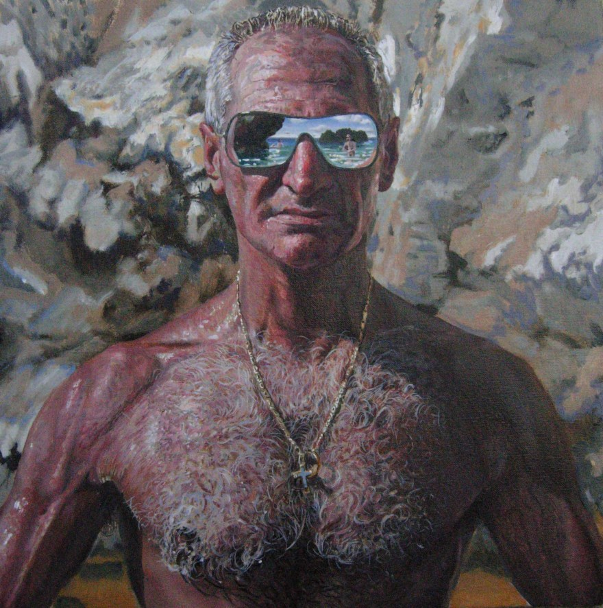 Vasili with shades